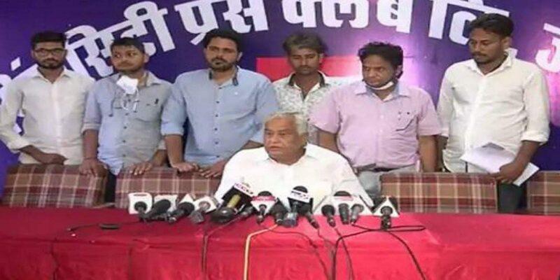 REET Paper Leak: सांसद किरोड़ी मीणा का आरोप- डीपी जारोली ने कराया है पेपर लीक, गहलोत सरकार की भूमिका भी संदिग्ध