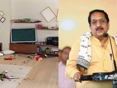 Rajasthan: महाराष्ट्र के पूर्व मंत्री के बंगले से 18 किलो चांदी के सामान की चोरी, CCTV के जरिए चोरों की पहचान कर रही पुलिस