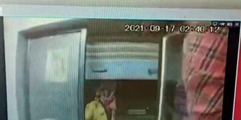 Rajasthan: तीन मिनट में 22 लाख रुपये लूटकर फरार हुए नकाबपोश बदमाश, स्कॉर्पियो में रस्सी बांधकर इस तरह से उखाड़ी ATM मशीन