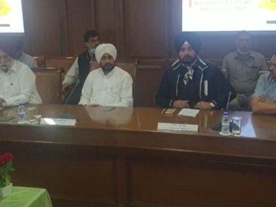 BSF के अधिकार क्षेत्र पर रार! पंजाब के CM चन्नी ने बुलाई सर्वदलीय बैठक, सिद्धू हुए शामिल