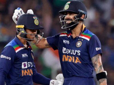 रोहित का चहेता 8 मैच में 107 रन बना सका, टीम से हुआ बाहर, विराट कोहली से बात करते ही मचाया कोहराम