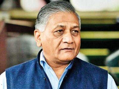 भारत-PAK क्रिकेट मैच पर बवाल: मोदी के मंत्री वीके सिंह ने कहा- मैं होता को खेलने से इनकार कर देता, ऐसे देश के साथ खेलने की क्या जरूरत