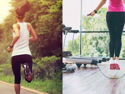 Running Vs Jumping Rope : वेटलॉस के लिए इनमें से क्या है बेस्ट, जानिए यहां !