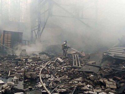 Russia Chemical Plant Fire: रूस के विस्फोटक प्लांट में भीषण आग, अब तक 16 लोगों के मारे जाने की खबर