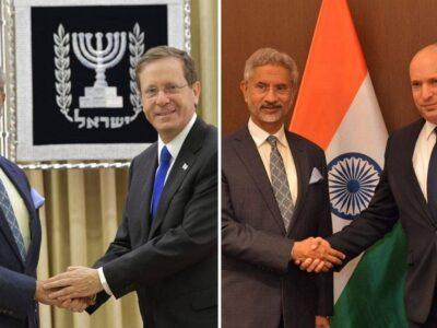 S Jaishankar Israel Visit: इजरायल के राष्ट्रपति और प्रधानमंत्री से मिले विदेश मंत्री एस जयशंकर, द्विपक्षीय संबंधों पर हुई चर्चा