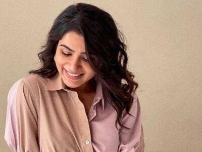 Samantha New Film : सामंथा ने दशहरे पर साइन की बड़ी फिल्म, दो भाषाओं में दिखाएंगी एक्टिंग का दम