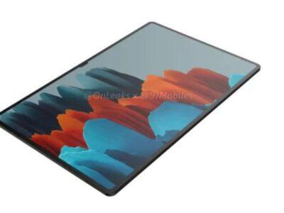 नॉच डिस्प्ले के साथ आएगा Samsung Galaxy Tab S8 Ultra! रेंडर्स हुए ऑनलाइन लीक