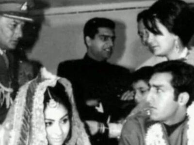 शर्मिला टैगोर की लाडली ने शेयर की पैरेंट्स के सगाई की PIC, एक्ट्रेस का शाही अंदाज हुआ वायरल