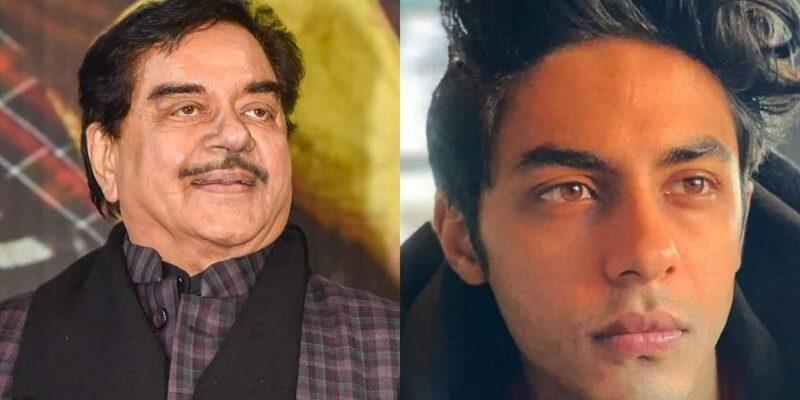 आर्यन खान ड्रग्स मामले पर बोले शत्रुघ्न सिन्हा, कहा- शाहरुख की वजह से बच्चे को किया जा रहा है टारगेट