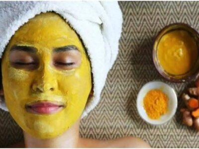 Skin Care Tips : इन होममेड हल्दी फेस पैक से पाएं पिंपल्स से छुटकारा