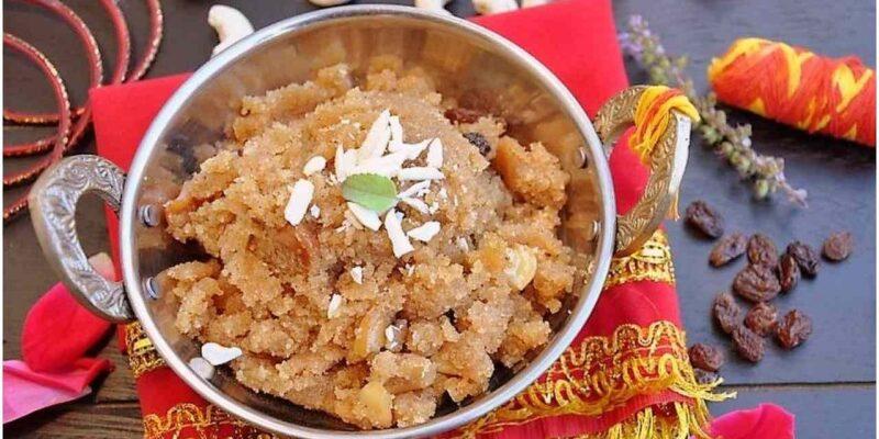 Sooji Halwa Recipe : अष्टमी और नवमी पर बनाएं स्वादिष्ट सूजी का हलवा