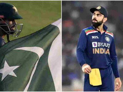 T20 World Cup 2021: बाबर आजम के 11 मैचों का टूटेगा गुरूर, 24 अक्टूबर को हिंदुस्तान करेगा पाकिस्तान को इतना मजबूर