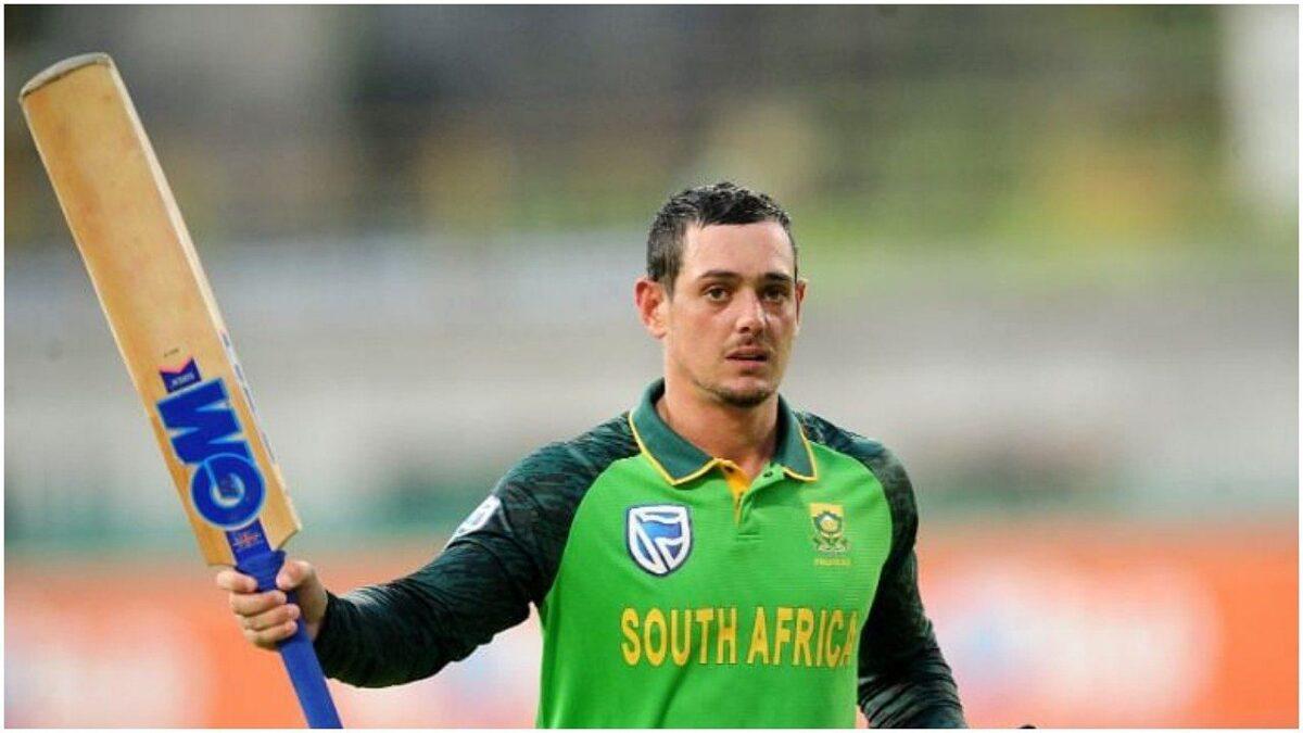 T20 World Cup 2021: डिकॉक के साथ खड़े हुए कप्तान बावुमा, साउथ अफ्रीकी बोर्ड को बताया गलत