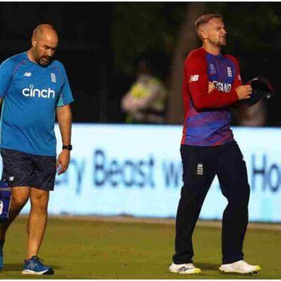 T20 World Cup 2021: मुश्किल में इंग्लैंड, टीम इंडिया से वार्म अप मैच में इस धाकड़ खिलाड़ी को लगी चोट से गहराया संकट