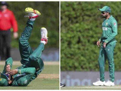 T20 World Cup 2021: बुड्ढा हो गया... बाबर आजम ने सरेआम मचाया शोर! पाकिस्तानी खिलाड़ी ने की ऐसी चूक