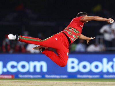 T20 World Cup 2021: ओमान के तेज गेंदबाज ने लपका हैरतअंगेज कैच, 11 साल पहले भारत को दिया था हार का 'जख्म'
