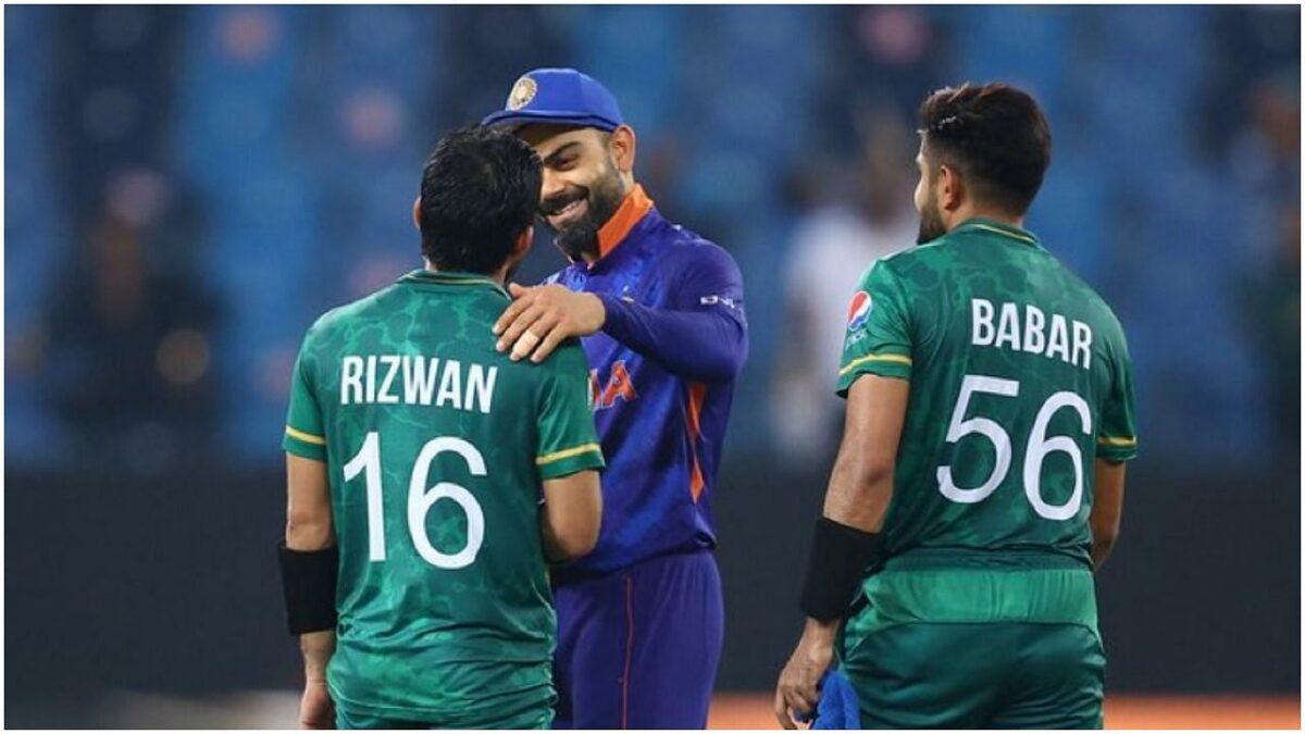 T20 World Cup 2021: भारत-पाकिस्तान मैच में लगे जीजा जी के नारे, सानिया मिर्जा ने लुटाया 'प्यार'