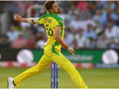 T20 World Cup: ऑस्ट्रेलिया की किस्मत चमकाएगा स्टार्क का 'सिंपल गेमप्लान', कहा- दूसरों की परवाह नहीं, करूंगा अपने मन की
