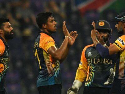 T20 World Cup: श्रीलंका की दमदार शुरुआत, पहले ही मैच नामीबिया पर हासिल की रिकॉर्ड जीत