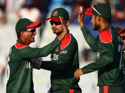 T20 World Cup: हम इंसान हैं, जख्मी होने पर भी खेलते हैं, जीत के बाद बांग्लादेशी कप्तान ने निकाला गुस्सा