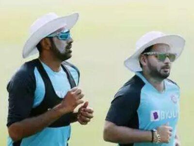 T20 World Cup: जब सामने थे जॉनी बेयरस्टो तब पंत ने अश्विन को उकसाया, कहा- 'अरमान पूरे करने का मौका है'