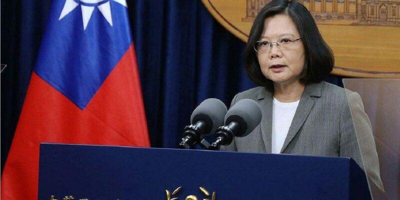 Taiwan national day: ताइवान की राष्ट्रपति त्साई इंग-वेन बोलीं- 'चीन के आगे नहीं झुकेंगे, देश की सुरक्षा को करेंगे मजबूत'