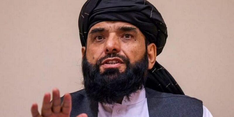 आतंकी संगठन 'इस्लामिक स्टेट' के लिए उमड़ा तालिबान का प्यार, कहा- ISIS को काबू करने के लिए अमेरिका संग नहीं करेंगे काम