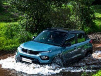 टाटा पंच माइक्रो SUV ने दिखाई अपनी ऑफ रोडिंग ताकत, खड़े पहाड़ पर आसानी से चढ़ गई गाड़ी, देखें VIDEO