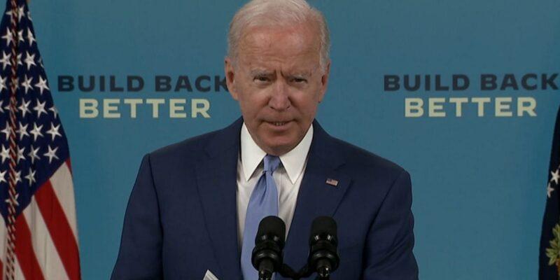 महिला मेयर को कहा 'मिस्टर मेयर', सीनेट अध्यक्ष बोलते समय हकलाए बाइडेन, भाषण देते हुए अमेरिकी राष्ट्रपति ने कई बार की गलती