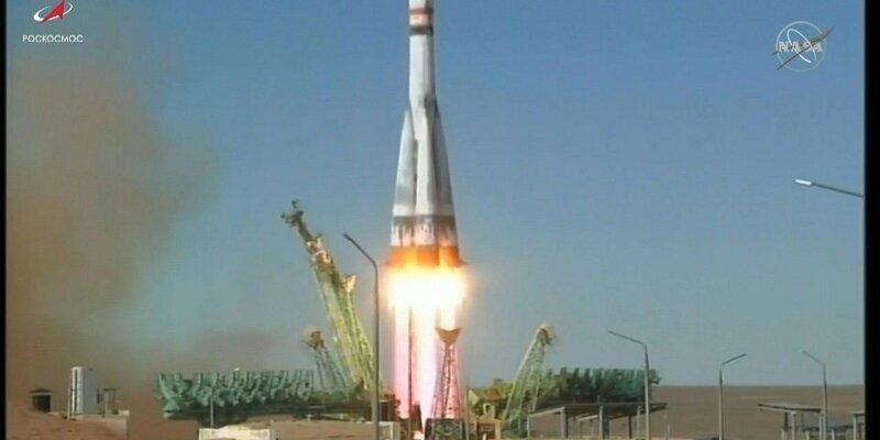 अंतरिक्ष में बनेगी पहली फिल्म, इंटरनेशनल स्पेस स्टेशन पर शूटिंग के लिए रवाना हुई रूसी एक्ट्रेस सहित पूरी टीम