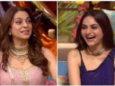 The kapil sharma Show: देवरानी-जेठानी हैं जूही और मधु,' फूल और कांटे' एक्ट्रेस ने सुनाई अपनी लवस्टोरी