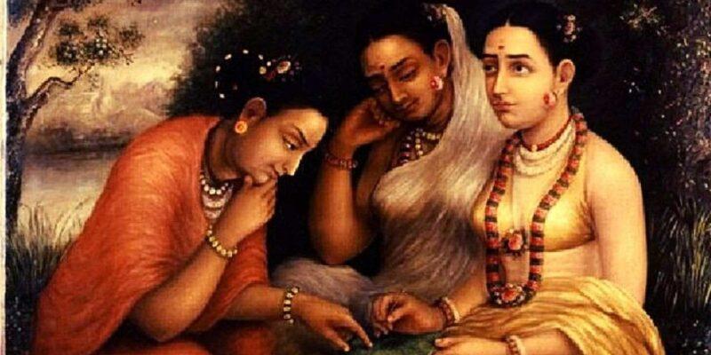 भारत में मिलता है दुनिया के पहले प्रेम पत्र का जिक्र, जब रूक्मणि ने कृष्ण को लिखा था प्रेम पत्र