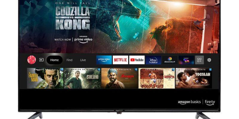 Amazon Great Indian Festival 2021 sale में ये टीवी मिल रहे हैं मात्र 10 हजार से 20 हजार रुपये की रेंज में!