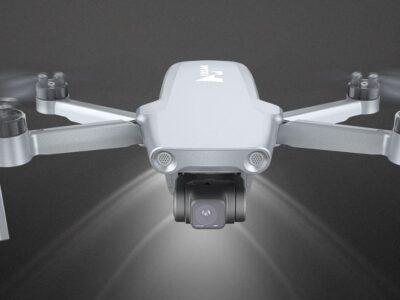 सिंगल चार्ज में 10 km तक उड़ान भर सकता है यह मिनी ड्रोन, इस कीमत पर लॉन्च