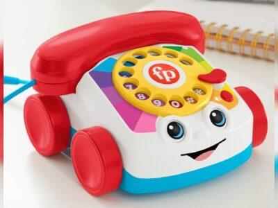 खिलौना नहीं है यह टॉय टेलीफोन, इसमें कॉलिंग फीचर भी मिलता है!