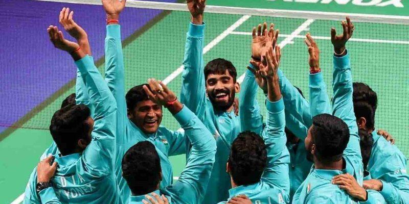 Thomas Cup: भारतीय पुरुष बैडमिंटन खिलाड़ियों ने रचा इतिहास, 11 साल बाद क्वार्टर फाइनल में पहुंचे
