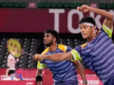 Thomas Cup: आखिरी ग्रुप मुकाबले में भारत को चीन से मिली बड़ी हार, सात्विक-चिराग ने बचाई लाज