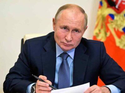 कोविड पर लगाम के लिए रूस के राष्ट्रपति पुतिन ने Non Working Week का ऐलान किया, पेड लीव्स पर गए वर्कर्स