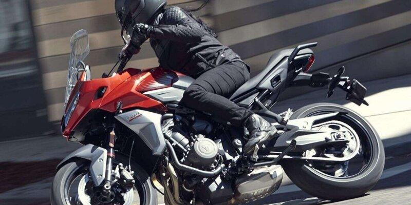 शानदार मोटरसाइकिल Triumph Tiger Sport 660 से उठा पर्दा, जानिए इसमें क्या कुछ है खास