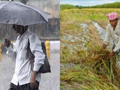 UP: तेज बारिश और आंधी की वजह से हुई अलग-अलग घटनाओं में 5 लोगों की मौत, किसानों की पकी हुई फसल को भी भारी नुकसान