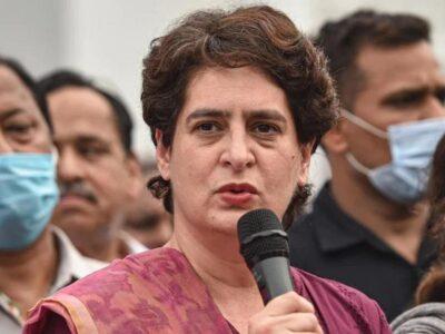 UP Assembly Election 2022: कांग्रेस ने तय किए 42 उम्मीदवारों के नाम, स्क्रीनिंग कमेटी की बैठक में प्रियंका गांधी ने दी हरी झंडी
