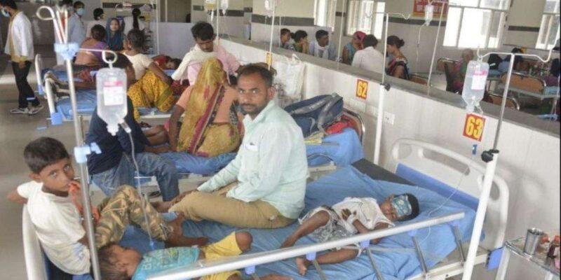 UP: आगरा में जानलेवा बुखार का कहर जारी, बीते 24 घंटे में 7 बच्चों की मौत; डेंगू के भी नए मामले सामने आए
