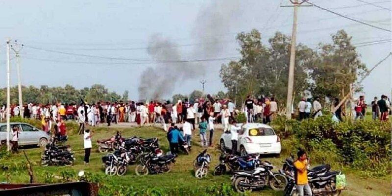 UP Lakhimpur Violence: लखीमपुर पहुंचा TMC का एक प्रतिनिधिमंडल, पीड़ितों से की मुलाकात