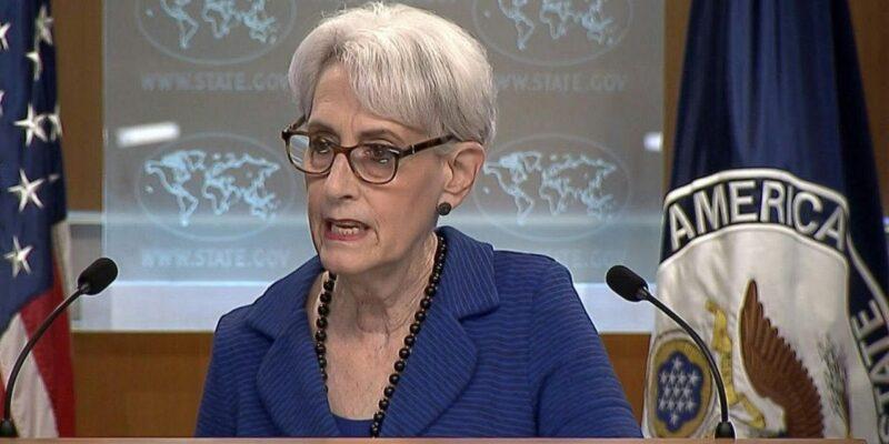 अमेरिकी उप विदेश मंत्री ने अफगानिस्तान पर कहा- भारत और अमेरिका की 'एक सोच, एक दृष्टिकोण' चीन पर भी बोलीं