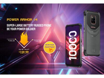 10,000mAh वाली धमाकेदार बैटरी के साथ Ulefone Armor 14 लॉन्च, जानें कीमत और खूबियां