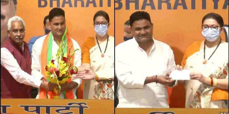 Uttarakhand: विधानसभा चुनाव से पहले एक और विधायक ने थामा BJP का दामन, शीर्ष नेताओं ने दिलाई राम सिंह कैड़ा को सदस्यता