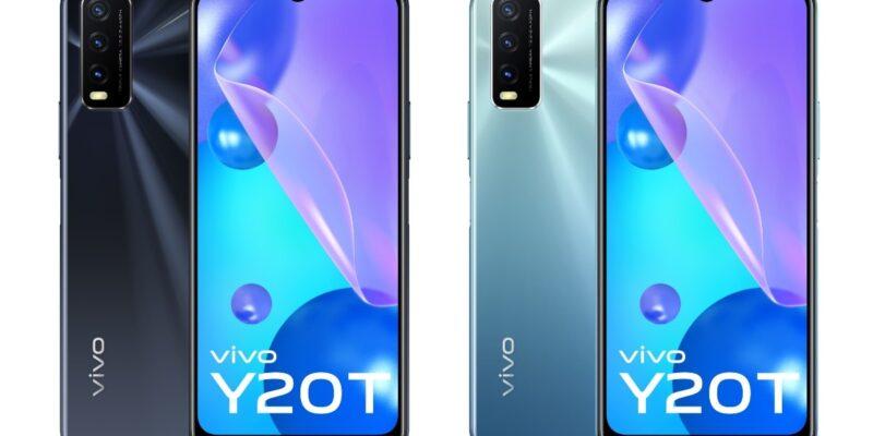 6GB रैम और Extended RAM 2.0 टेक्नोलॉजी के साथ Vivo Y20T भारत में लॉन्च, जानें कीमत