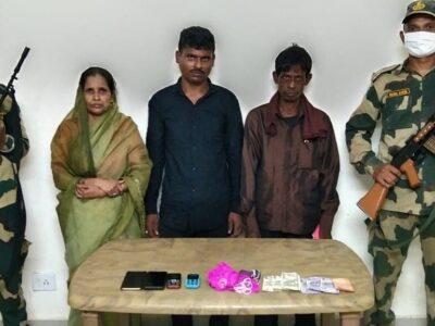West Bengal: भारत-बांग्लादेश की सीमा पार करते 9 बांग्लादेशी घुसपैठियों को BSF ने किया गिरफ्तार