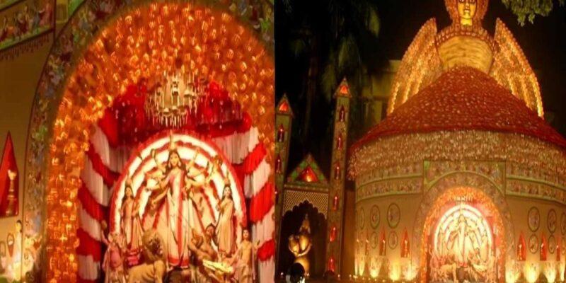 West Bengal Durga Puja: किताब पढ़ने से लेकर पौधारोपण, युवाओं को कर रहे जागरूक, देखें पूजा पंडालों के विविध रंग-रूप