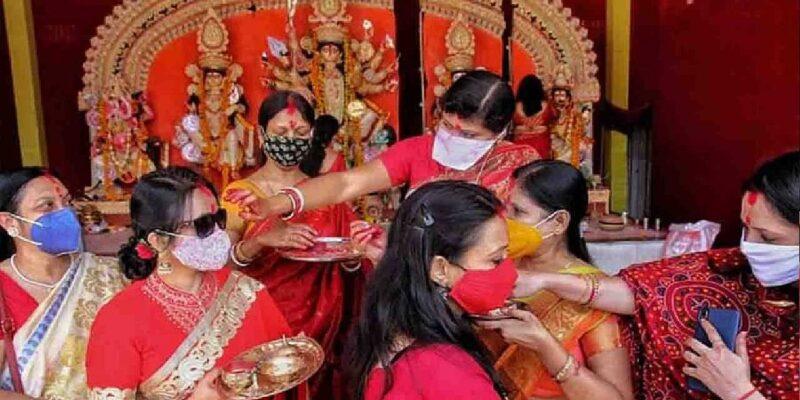 West Bengal Durga Puja: अब विदा लेंगी 'मां दुर्गा', शुक्रवार को विजया दशमी, पश्चिम बंगाल में'सिंदूरखेला' का है विशेष रिवाज
